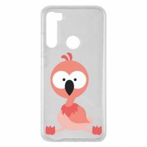 Xiaomi Redmi Note 8 Case Flamingo