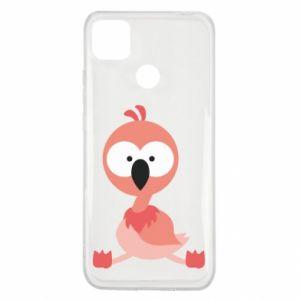 Xiaomi Redmi 9c Case Flamingo