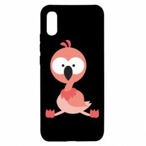 Xiaomi Redmi 9a Case Flamingo