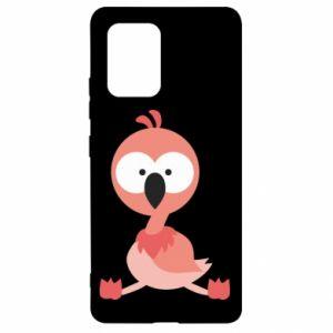 Samsung S10 Lite Case Flamingo