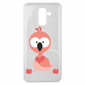 Samsung J8 2018 Case Flamingo