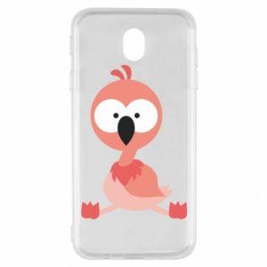 Samsung J7 2017 Case Flamingo