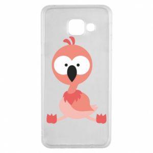 Samsung A3 2016 Case Flamingo