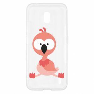 Nokia 2.2 Case Flamingo