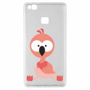 Huawei P9 Lite Case Flamingo
