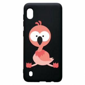 Samsung A10 Case Flamingo