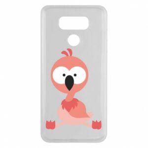 LG G6 Case Flamingo
