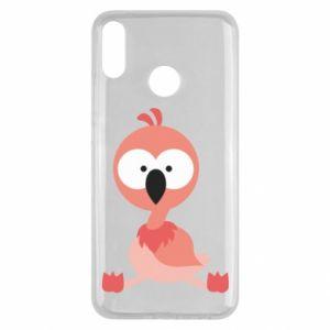 Huawei Y9 2019 Case Flamingo