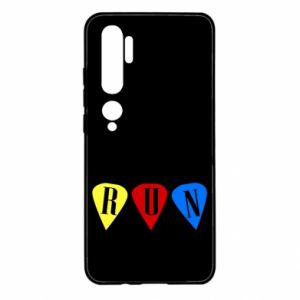 Etui na Xiaomi Mi Note 10 Flashlights RUN