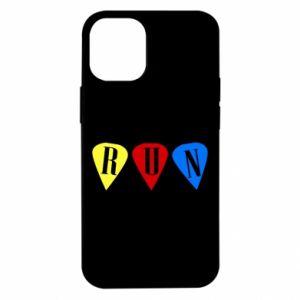 Etui na iPhone 12 Mini Flashlights RUN