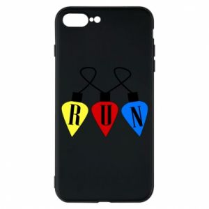 Phone case for iPhone 7 Plus Flashlights RUN