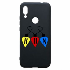 Phone case for Xiaomi Redmi 7 Flashlights RUN