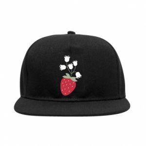 Snapback Flowering strawberries