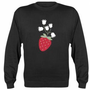 Bluza Flowering strawberries