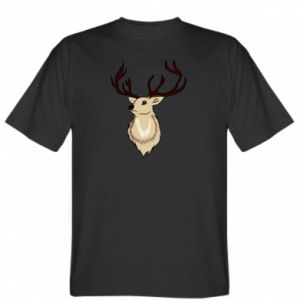 T-shirt Fluffy deer
