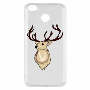 Xiaomi Redmi 4X Case Fluffy deer