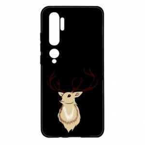 Xiaomi Mi Note 10 Case Fluffy deer