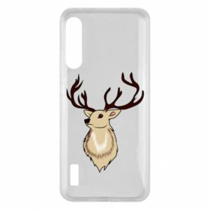 Xiaomi Mi A3 Case Fluffy deer