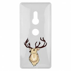 Sony Xperia XZ2 Case Fluffy deer