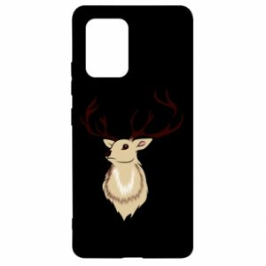 Samsung S10 Lite Case Fluffy deer