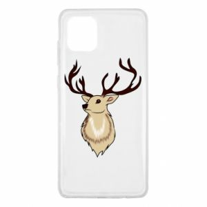 Samsung Note 10 Lite Case Fluffy deer