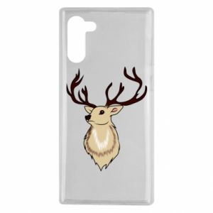 Samsung Note 10 Case Fluffy deer