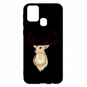 Samsung M31 Case Fluffy deer
