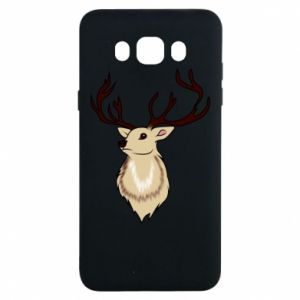 Samsung J7 2016 Case Fluffy deer