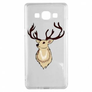 Samsung A5 2015 Case Fluffy deer