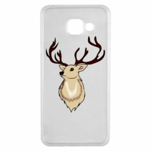 Samsung A3 2016 Case Fluffy deer