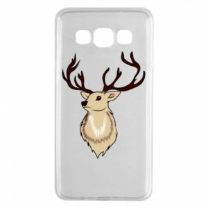 Samsung A3 2015 Case Fluffy deer