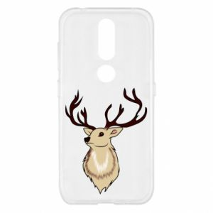 Nokia 4.2 Case Fluffy deer