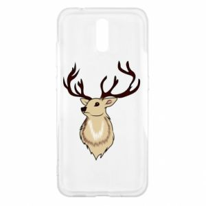 Nokia 2.3 Case Fluffy deer