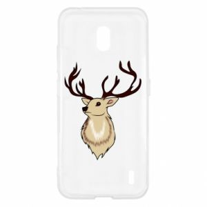 Nokia 2.2 Case Fluffy deer