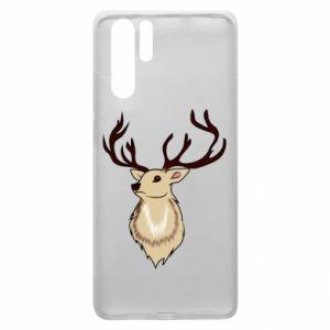 Etui na Huawei P30 Pro Fluffy deer