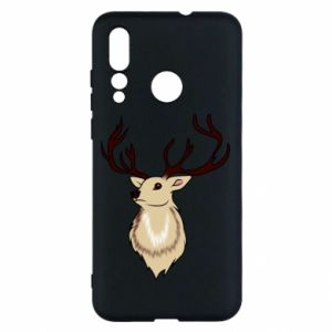 Huawei Nova 4 Case Fluffy deer
