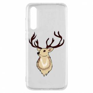 Etui na Huawei P20 Pro Fluffy deer