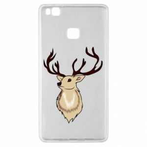 Huawei P9 Lite Case Fluffy deer