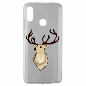 Huawei Honor 10 Lite Case Fluffy deer