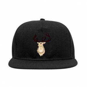 SnapBack Fluffy deer