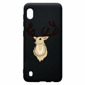 Samsung A10 Case Fluffy deer