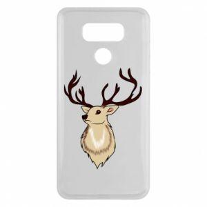 Etui na LG G6 Fluffy deer