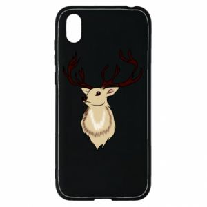 Huawei Y5 2019 Case Fluffy deer
