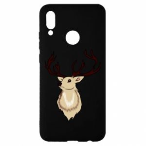 Huawei P Smart 2019 Case Fluffy deer