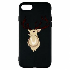 iPhone SE 2020 Case Fluffy deer