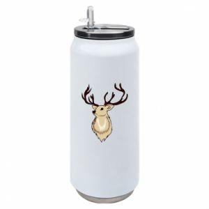 Thermal bank Fluffy deer