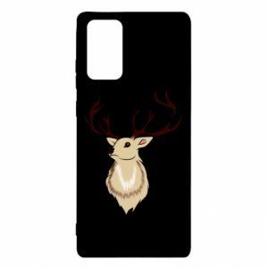 Etui na Samsung Note 20 Fluffy deer