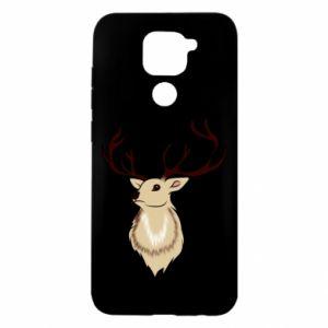 Etui na Xiaomi Redmi Note 9/Redmi 10X Fluffy deer