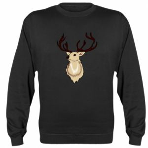 Sweatshirt Fluffy deer