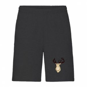Men's shorts Fluffy deer